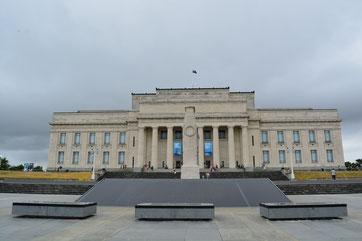 - War mémorial museum - Auckland - Nouvelle-Zélande -