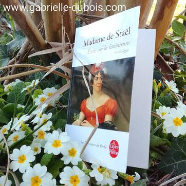 le futur est féminin Gabrielle Dubois écrivain