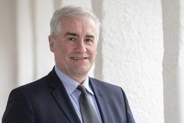 Diakonie Vorstand Dr. Dennis Göbel  / Foto: Stiftung kreuznacher diakonie