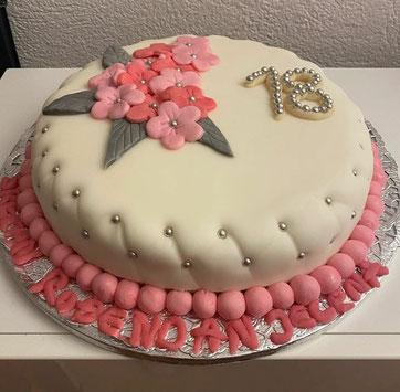 svadbena torta Baden