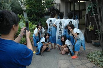 2008/8/17大垣南高校体育祭