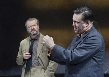 Foto: © Burgtheater Wien / Bernd Uhlig