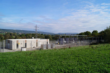 Marne. Le poste source EDF de Dormans alimente la commune de La Chapelle-Monthodon dans l'Aisne.