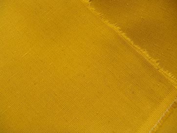 Goldenes Halbleinen