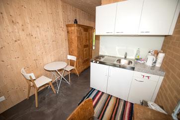 Kochnische  Studio