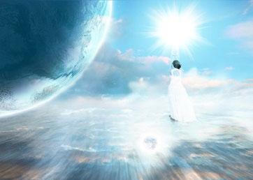 Spirituelle Hypnose Rückführung LZL nach Dr. Michael Newton