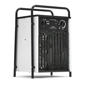 Elektro Heizgebläse 9kW mieten