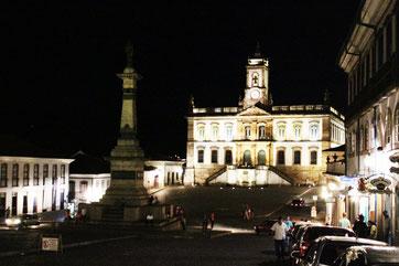 Plaza de Tiradentes. © Laís Queiroz
