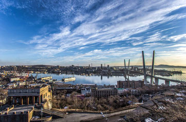 Vladivostok-Panoramic view