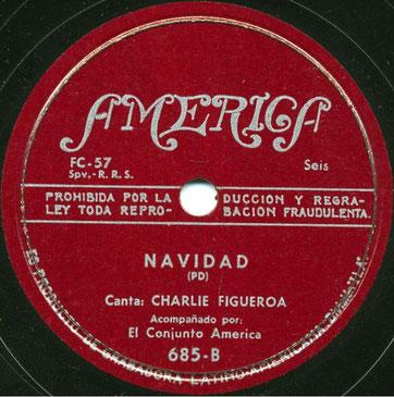 Navidad - Charlie Figueroa y El Conjunto America.