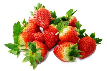 Frische Erdbeeren iss dich gesund Ernährungsberatung Aschaffenburg