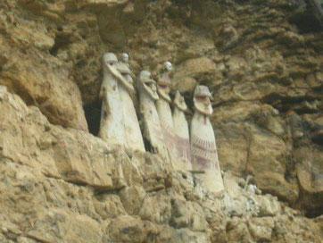 Chachapoya Reise Peru