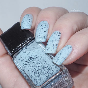 swatch ILLAMASQUA Fragile