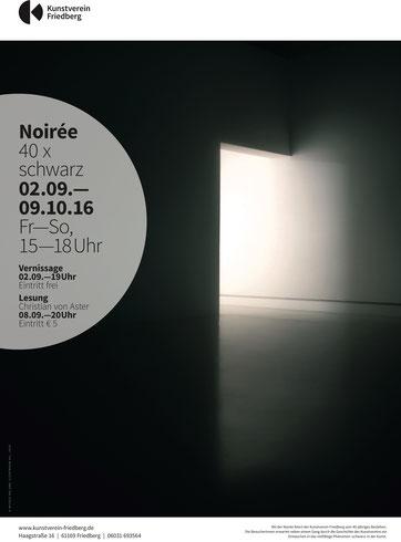 Titelmotiv von Einladungskarte u. Plakat: Nicole Ahland . Lichtraum #3