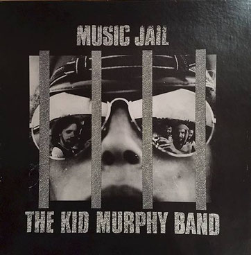 Cover KID MURPHY BAND - MUSIC JAIL (GER 1992)