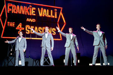"""Jersey Boys"" de Clint Eastwood"