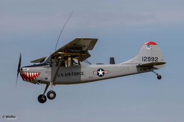 Cessna C305C (O-1E) Bird Dog - EC-MAB (Foto: Wolfgang Birmes)