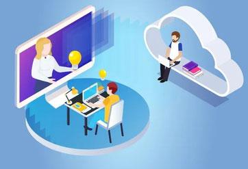 qué es un aula virtual
