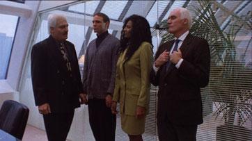 Patrick Kilpatrick in die Klasse von 1999 mit John P. Ryan, Pam Grier und Stacy Keach