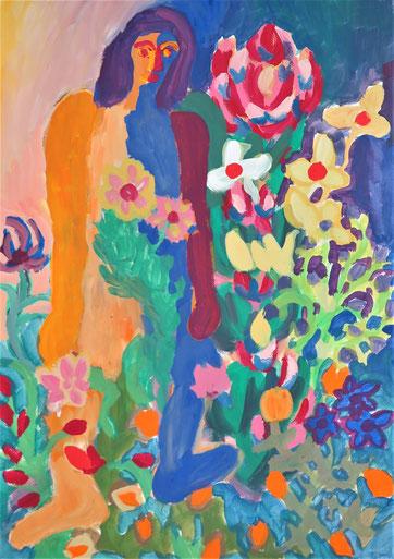 Martina Galizia, Kunstwerkstatt an der Lorze, Verein Kubeis