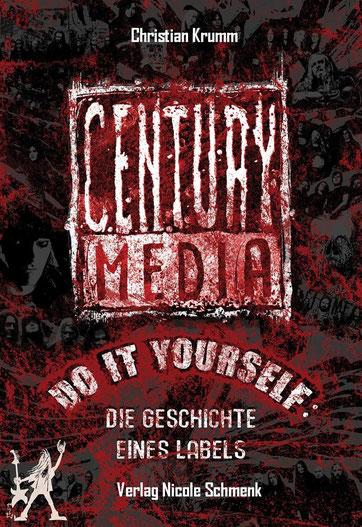 Cover der Century Media Biografie von Axel Herrmann