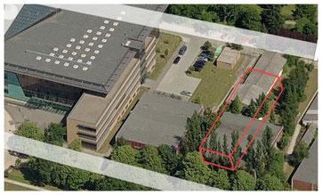 Neubau Rechnzentrum Universität Grefiswald