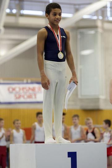 Ewan ONOMOR 1er catégorie 11 ans- / Photo VP