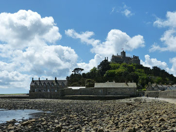 St. Michaels Mount bei Ebbe