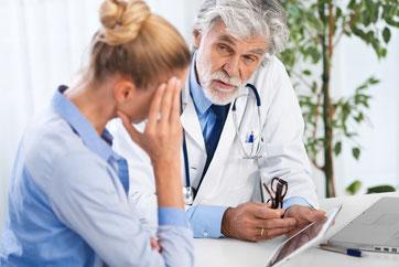 Behandlung Schweißdrüsen entfernen