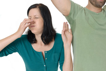 Ursachen Bromhidrose Bromhidrosis