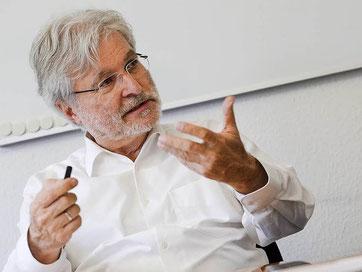 Ombudsmann Thomas Hauser (Foto: Regula Wolf)