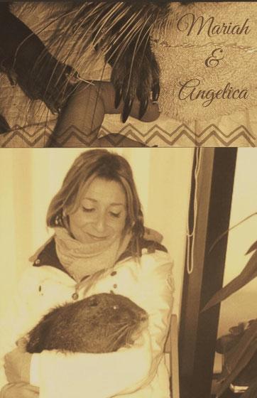 Angelica mit Mariah