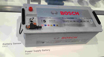 Bosch Batterie Blei Stromspeicher