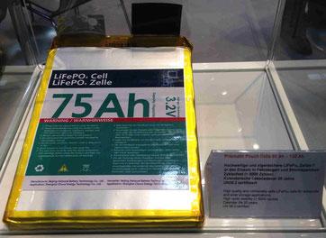 LiFePo4 Zelle vs Blei Speicher Technik Hintergrund wissen Vergleich