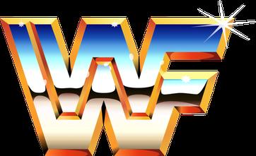 logo officiel de la WWF, une pure expression des 90's