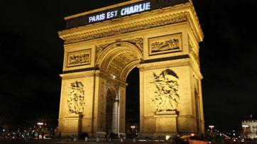 Frankreichs Antwort auf die Terroranschläge in Paris. Bild: SRF
