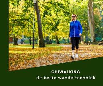 zonder spierpijn wandelen