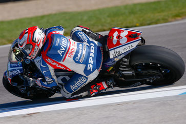 Hector Barbera in der MotoGP in Indianapolis