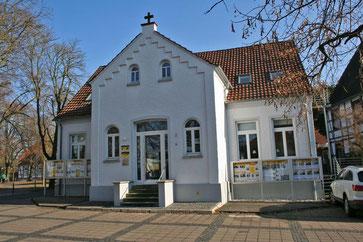 Laurentius Bauregie Firmensitz in Bünde