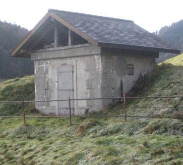 Ehemaliges Reservoir Homberg