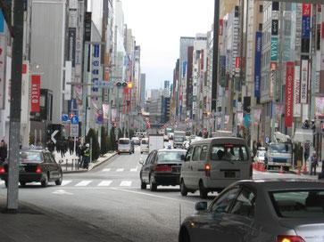 Bild: Seitenstraße-Tokio