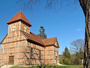 Dorfkirche Ahrensberg, Kirchen entdecken Mecklenburg