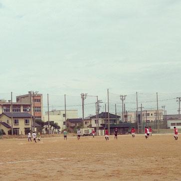 高校サッカー部OB戦