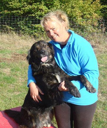 nathalie richard - agil canin 36