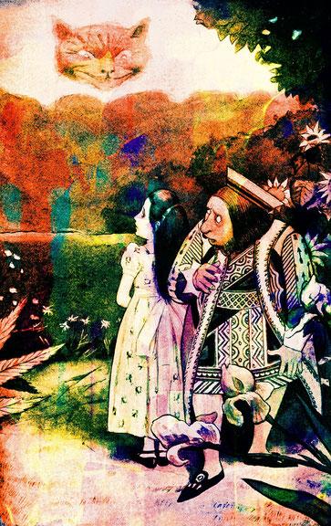 Schon Alice im Wunderland hatte Probleme ihre Ziele zu definieren