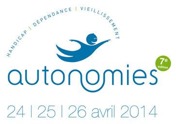 Logo salon autonomies 2014