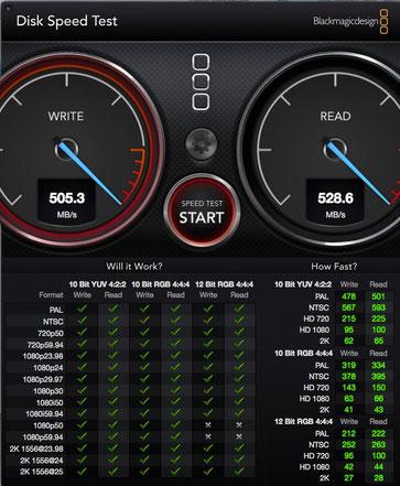SSD Samsung 840 EVO su slot interni MAC