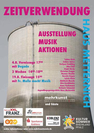 der Kunstverein mehrkunst e.V. in Koblenz