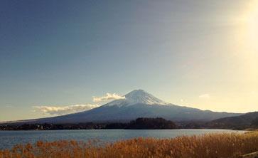 富士山 01.2014