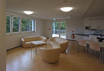Wohnheim Gemeinschaftsraum
